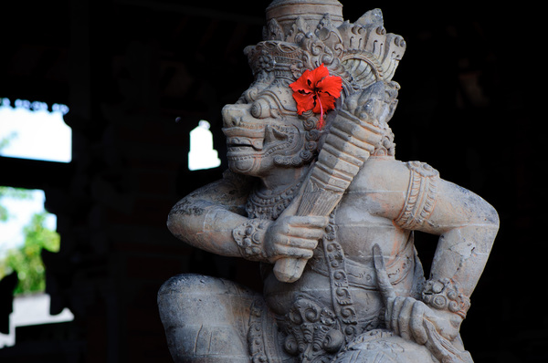 Shots from a hindu temple.