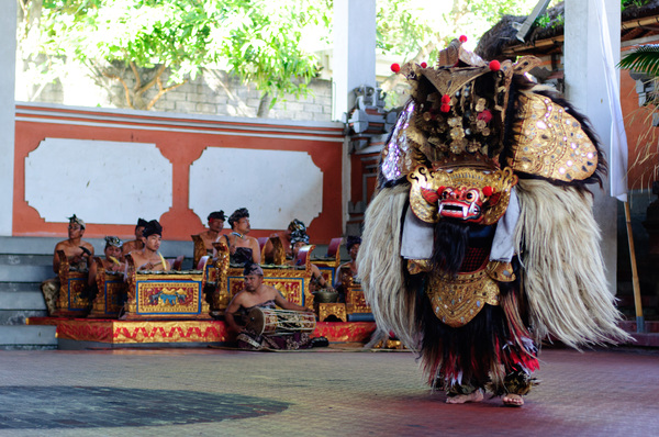 I spent a morning watching the Barong Dance, which tells a series of connected stories from Balinese mythology. Beautiful.