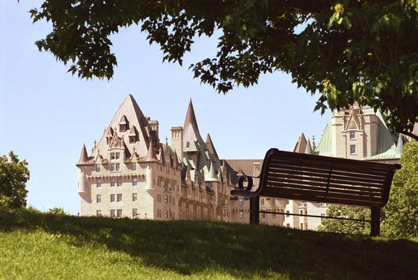 Another postcard-y view of Ottawa, a city which really is 