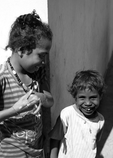 A few new black and whites from Timor Leste.