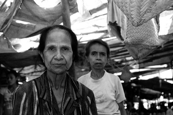 Black and white version of a photo I took last year in Dili.