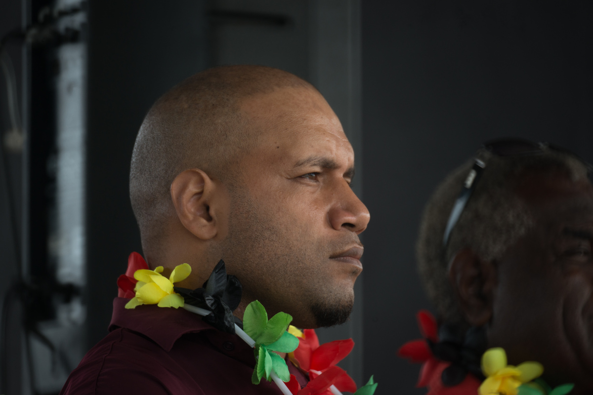 Leaders from six major political parties all endorsed Kenneth Natapei as their designated candidate for the Port Vila by-election to fill the seat vacated by his late father, Edward.