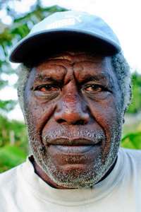 This man spent several evening telling me about his long life in Port Vila and thereabouts. Fascinating.