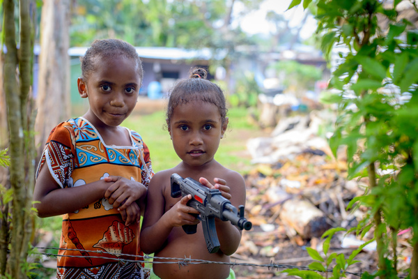 A few shots from around my neighbourhood in Freswota, Port Vila.