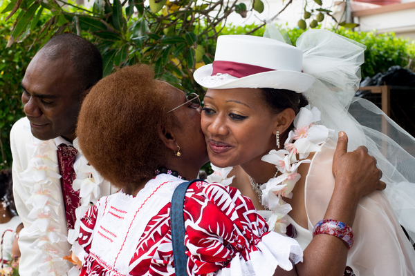 More shots from the kastom marriage of Chief John Tarilama's daughter.