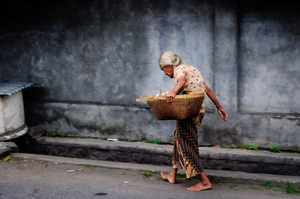 A few shots from the streets of Mataram.