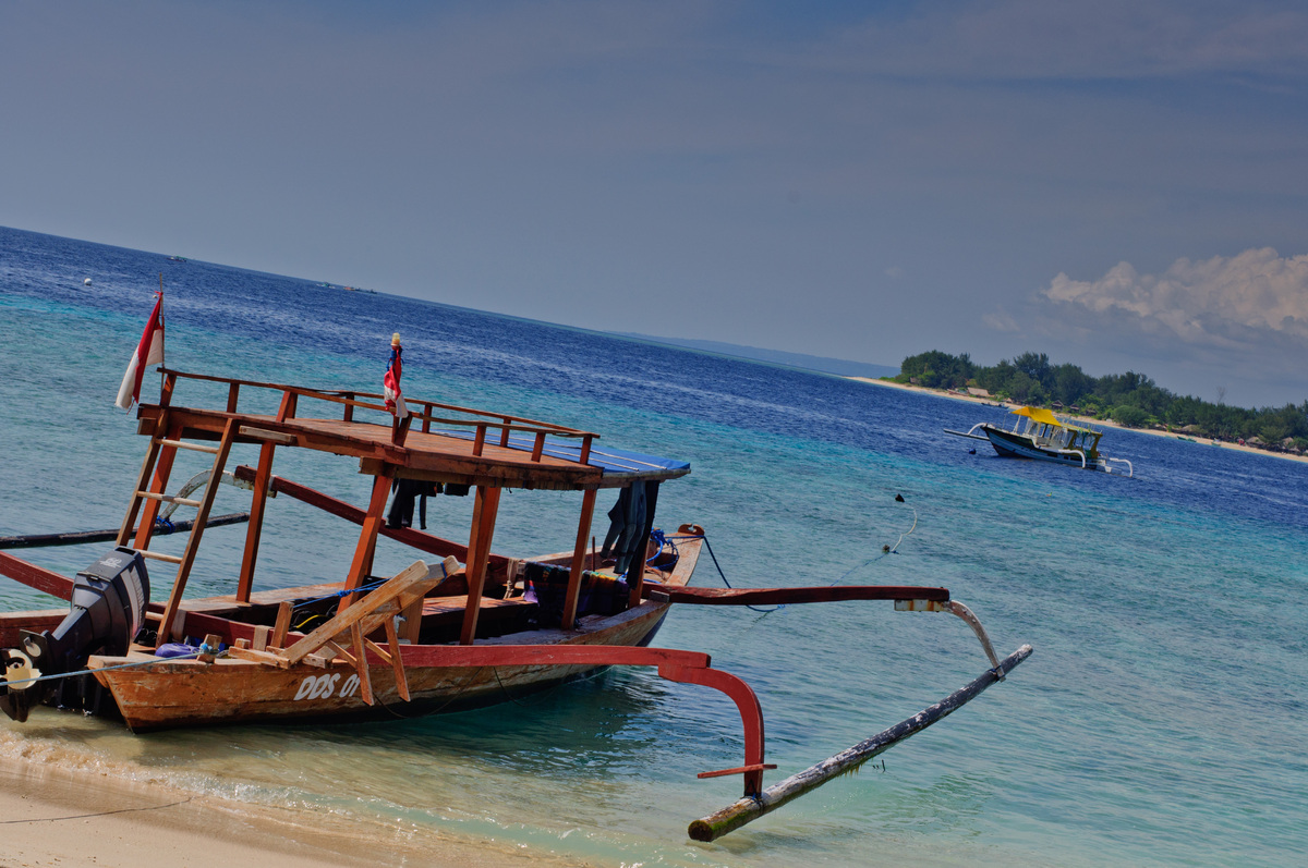 Couple of shots taken on a diving trip to Gili Trawangan in Lombok, Indonesia.