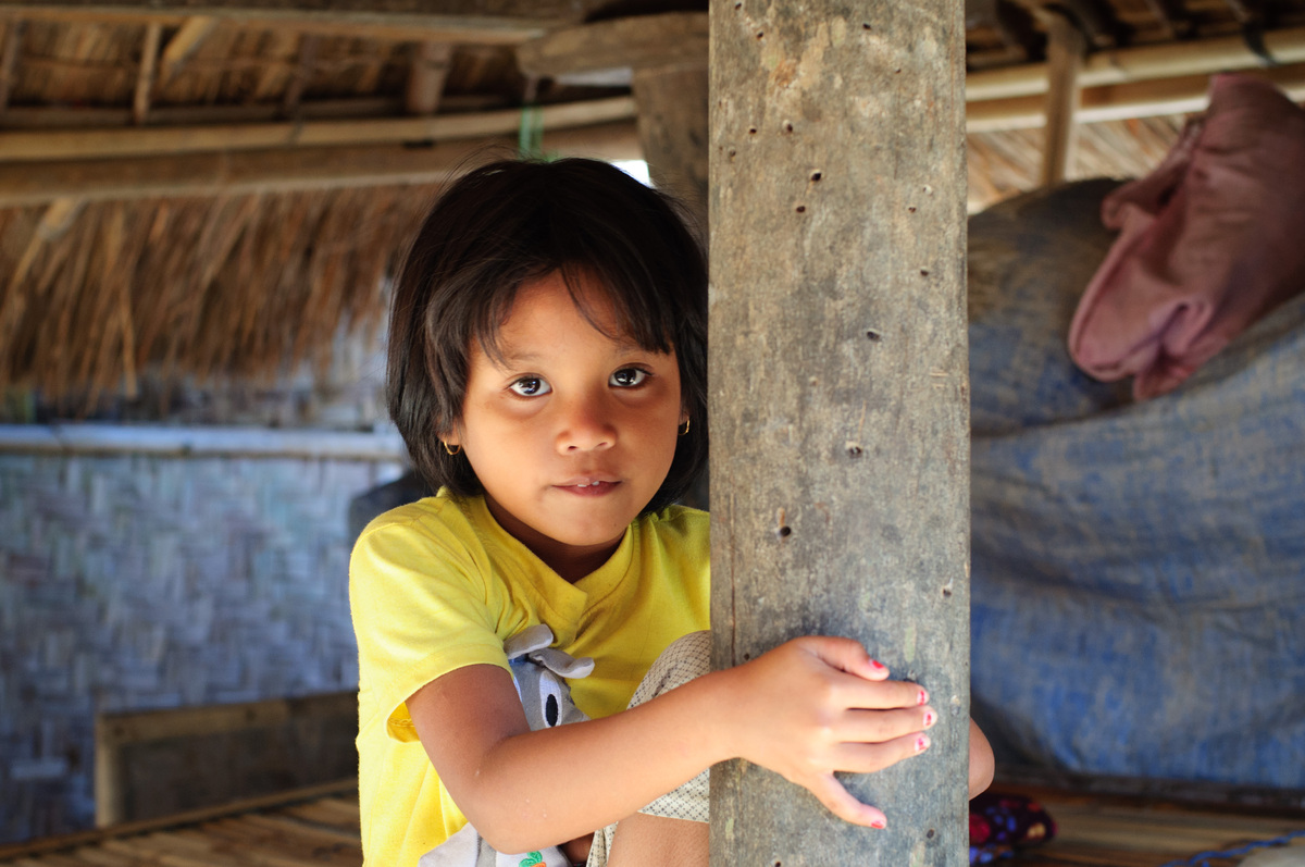 Sights and faces from a Sasak village in Lombok Praya Indonesia.