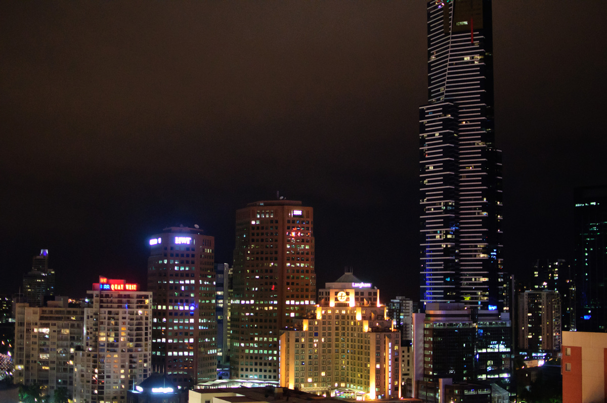 Some night and day shots from around Melbourne.