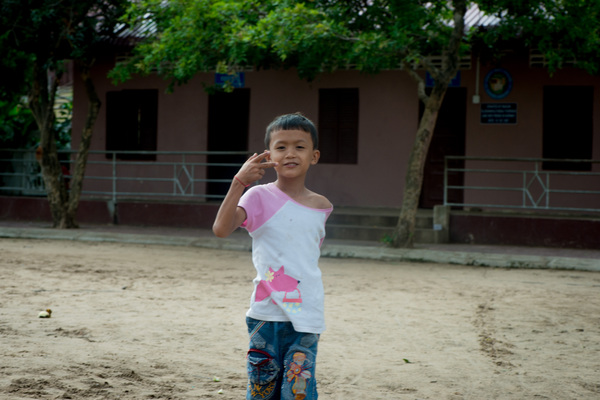 Shots from my first days in Cambodia,