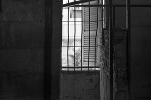 Shots from the infamous S21 prison in Phnom Penh.