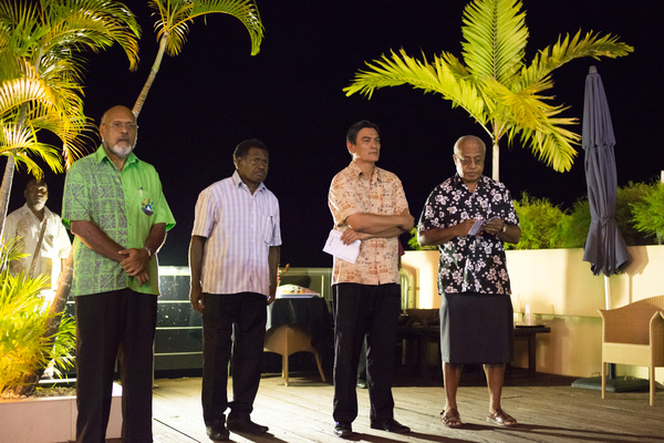 Shots from the opening of activities by the MSG Eminent Persons Group, who will be reviewing the MSG's progress.