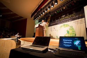 Shots from the 2013 Asia Pacific Internet Governance Forum.