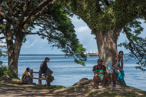 A few shots from our visit to Suva.