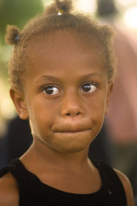 A mini-series of photos to celebrate Children's Day, a  national holiday in Vanuatu
