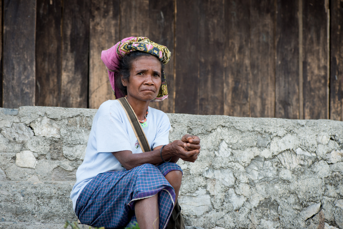Shots from a road trip in Timor Leste.