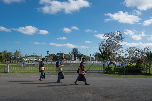 Shots taken on a free-time stroll around Nuku'alofa.