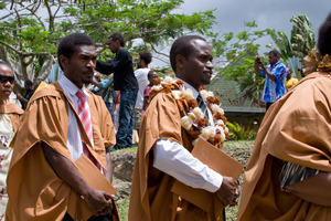 Photos taken at the 2009 Graduation Ceremony.