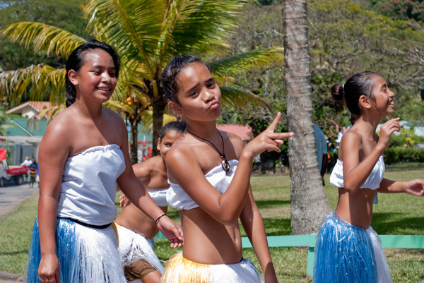 Some shots from USP's annual, Open Day. It's always a fascinating pageant of cultures and styles.