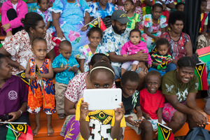 Vanuatu celebrates 35 years of independence.