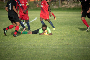 Amical went two for two in its series with the Western Sydney Wanderers junior team. It won the second match 4-2.