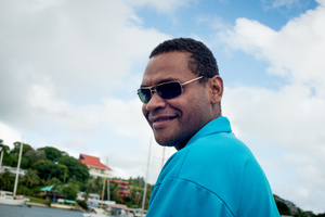 Shots taken for Humans of Vanuatu at the Iririki island resort.
