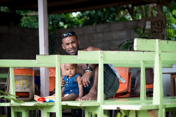 More shots from all around Port Vila's Seaside neighbourhood - which, by the way, is not really beside the sea.