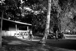 Shots from a wander through some of Port Vila's backroads.