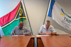 Contracts for the TFS and CLICC programmes are signed by the winning bidders