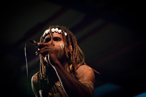 Shots from the last night of Vanuatu's premier music festival.