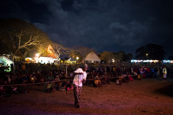Shots from the opening night of Fest' Napuan 2013.
