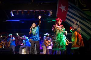 Shots from the first night of Fest Napuan 2016.