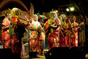 Music and fun from all around the Pacific at Vanuatu's premiere music festival.