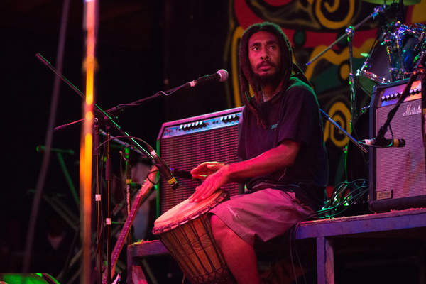 Day two of Vanuatu's premier music festival.
