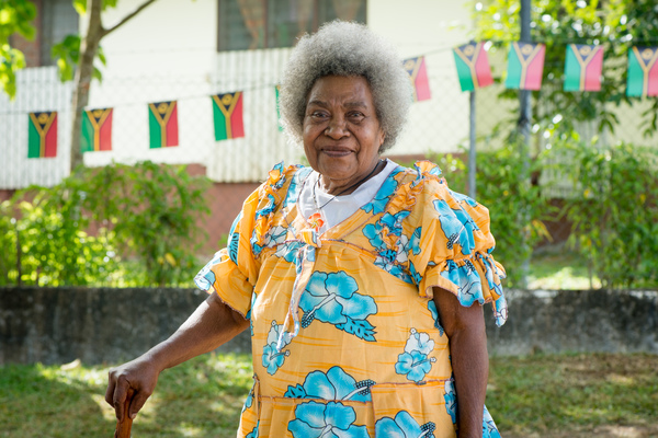 Shots from Vanuatu's 34th independence day ceremonies in Port Vila.