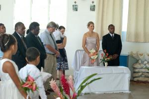 Photos from Kym and Eeric's wedding.