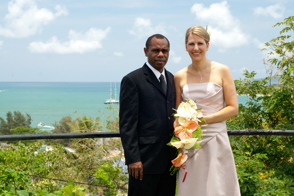 Photos from Kym and Eric's wedding.
