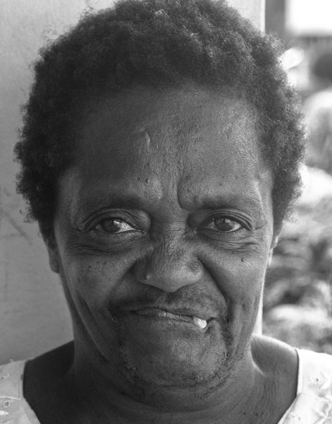 Walking back from a client's office last week, I ran into my 'mama' from Nguna island. Her's was the very first village I stayed in outside of Port Vila, and she and Tamara (her husband) treated me with more kindness and  patience than I deserved. They took me in as their son. I'll never forget the tears she shed when we said good-bye.