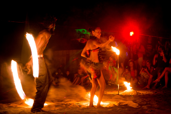 More shots from Vanua Fire's fantastic show.