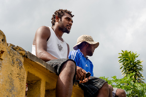 Shots from here and there in Port Vila and environs.