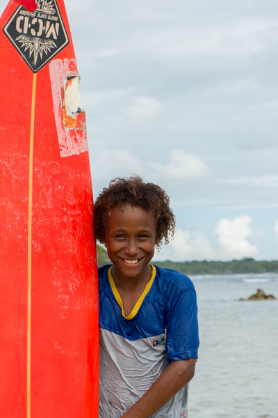 Some shots taken for Island Life magazine for a story about a youth surf club in Pango, a village near Port Vila.