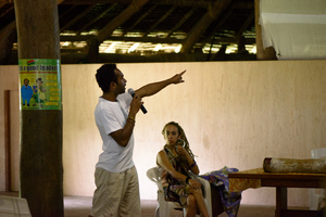 Some shots from a Youth Against Corruption Vanuatu event looking at the issue of West Papuan independence.