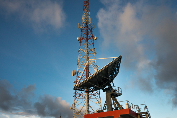 A shot taken for a Pacific Politics piece about signals interception in the south pacific.