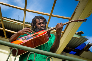 Part of a series celebrating Vanuatu's vibrant music scene.