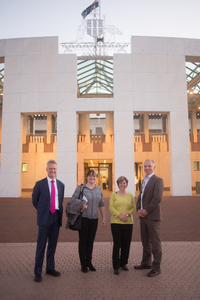 Shots, personal and professional, from a jaunt to the 2018 State of the Pacific conference in Canberra.