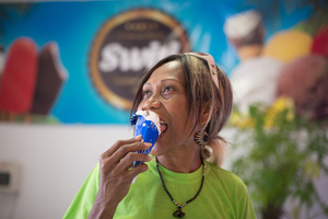 Shots for an island life magazine story about Switi ice cream.