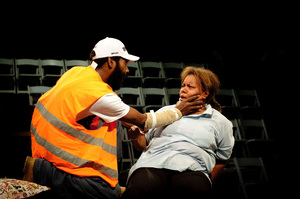 I was privileged to be invited to a run-through of Wan Smolbag's latest play. These people really are superlative.