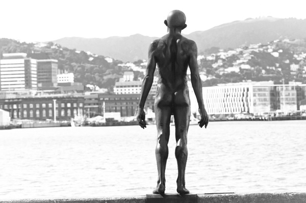 Some shots taken on a sunny day on Wellington's seafront.